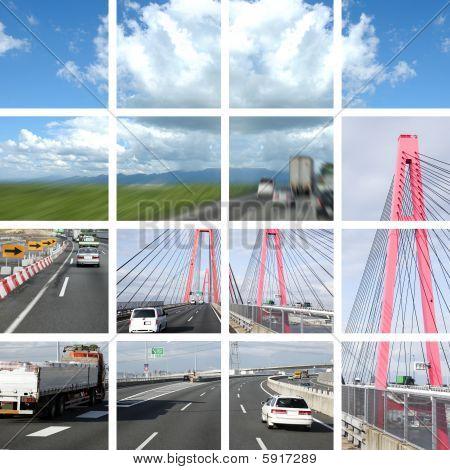Transport von highroad