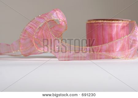 Spool Of Ribbon