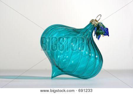 Blue Ornament