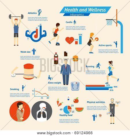 Fitness Infographics