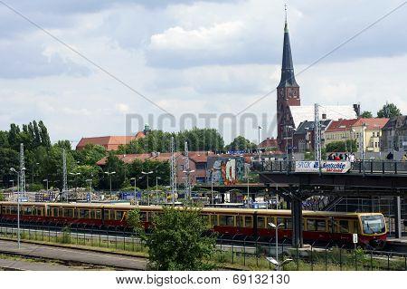 Station Berlin Friedrichshain