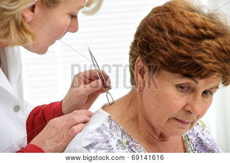 Removing A Tick