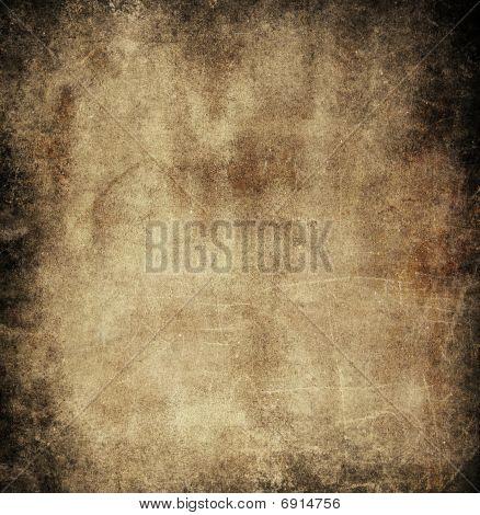 Abstract Beige Grunge Background
