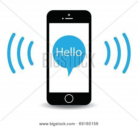 mobile phone ringing