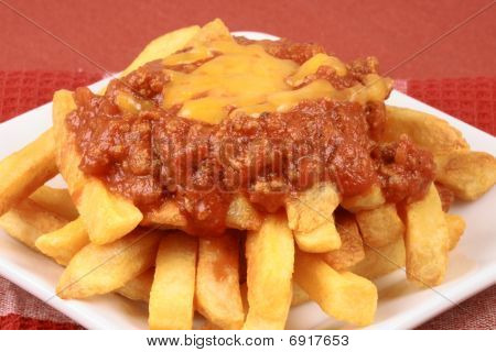 Chili Fries