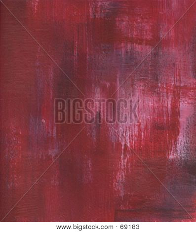 Abstract Close Up Colourwash Background - Reds