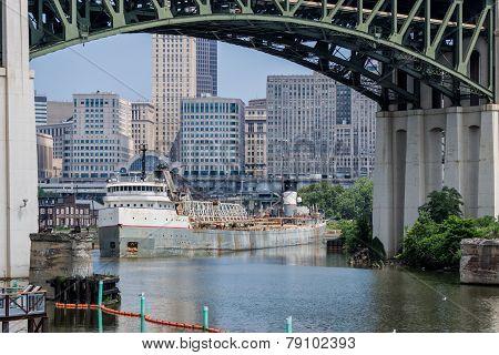 Navigating The Cuyahoga