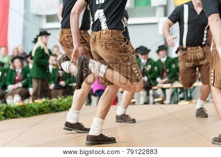 Austria Folk Dance