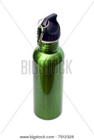 Reusable Stainless Steel Water Bottle
