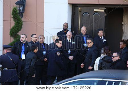 Justin & Jared Ramos enter church