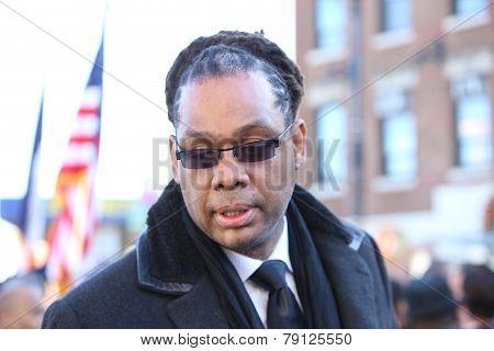 NY City Council member Robert Cornegy
