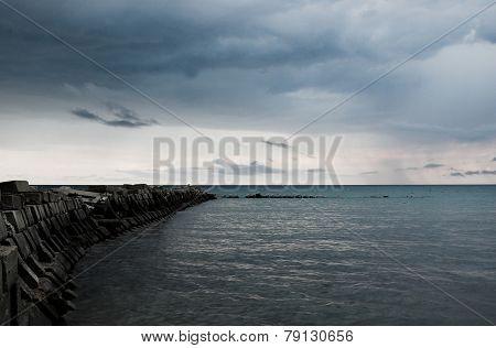 Beach Breakwater
