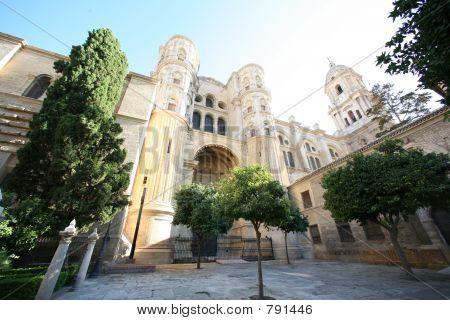 Málaga Cathedral, Malaga, Spain