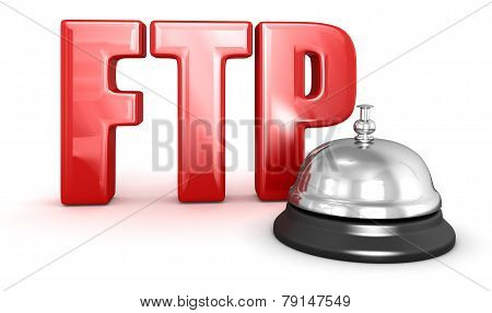 Service bell and FTP