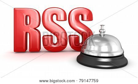 Service bell and RSS
