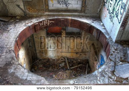 Old Abandoned Brewery