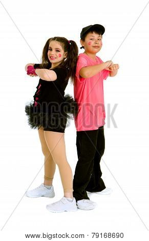 Broken Doll Hip Hop Duet