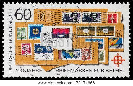 Postage Stamp For Bethel