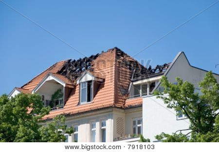 Fire Roof