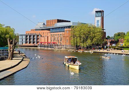 RSC, Stratford-upon-Avon.