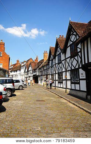 Mill Street, Warwick.