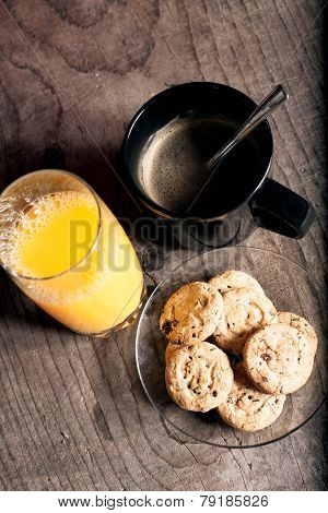 Coffe And Juice