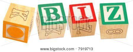 Alphabet Blocks .biz