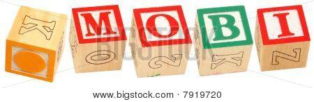 Alphabet Blocks .mobi