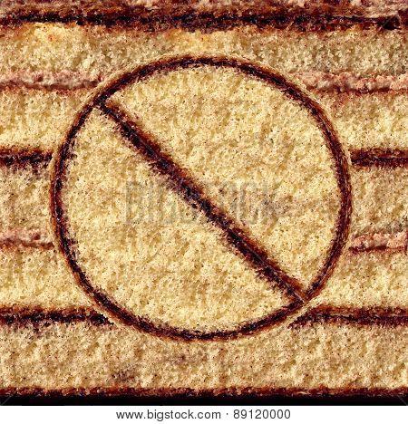 No Cake Symbol