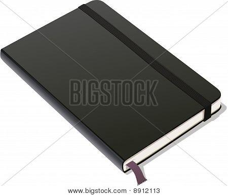 Bound Notebook