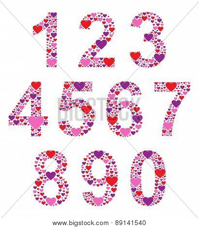 Hearty Numbers