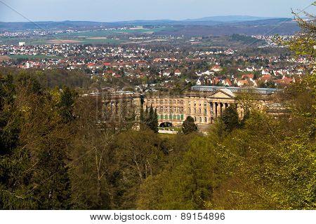 Schloss Wilhelmshoehe, Kassel
