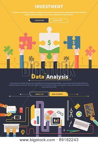Analyzing and Investment Concept
