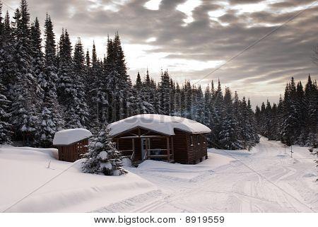 Cottage in Quebec, Canada