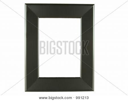 Black Picture Frame Alpha