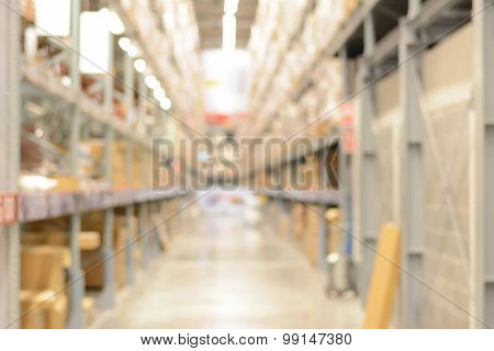 Warehouse Or Storehouse  Background