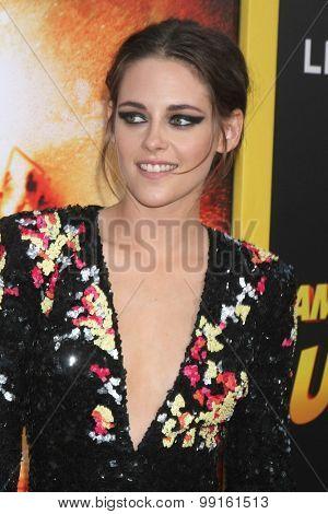 LOS ANGELES - AUG 18:  Kristen Stewart at the