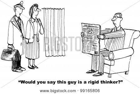 Rigid Thinker