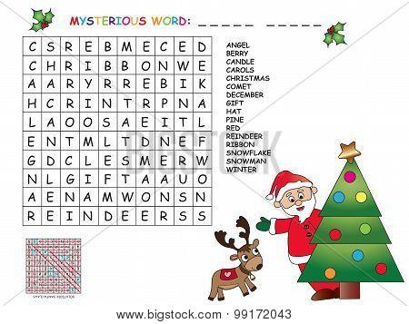 Game For Children For Christmas