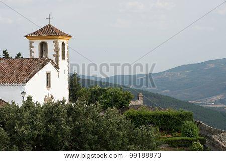 The Church of Santa Maria