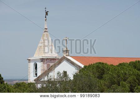 The Church of Nossa Senhora da Conceição