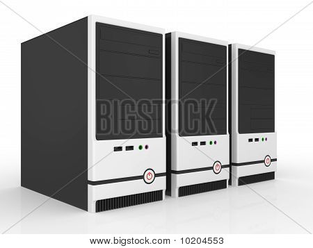 System Computer  Case
