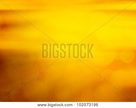 Abstract Background Gold blur