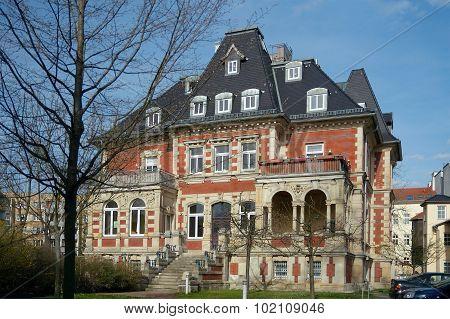 Villa Ferber, Gera Town, Germany