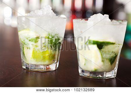 Cocktails Collection - Caipirinha