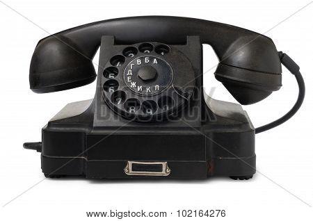 Old Desktop Telephone