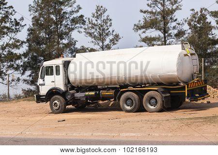 Truck Water Tanker