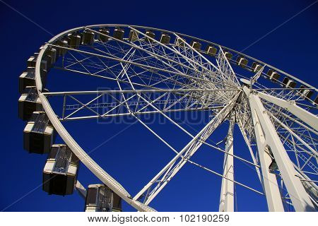Ferris Wheel, Paris, France