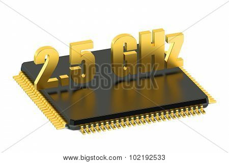 Cpu Chip For Smatphone And Tablet 2.5 Ghz Frequency