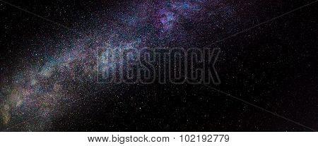 Milky Way Detail